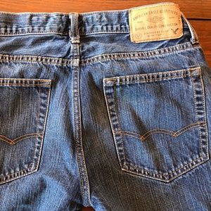 American Eagle Outfitters Jeans - AE NE(X)T LEVEL ORIGINAL STRAIGHT
